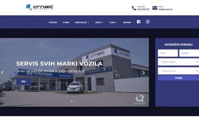 Dobrodošli na novu web stranicu Auto servisa Crnaić