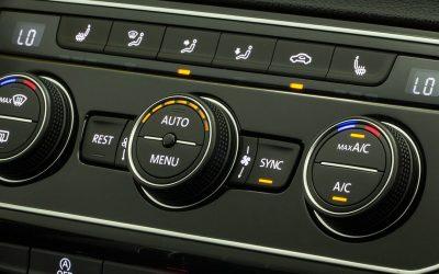 Dezinfekcija klime auta ozonom