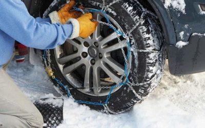 VIDEO: Kako postaviti lance za snijeg