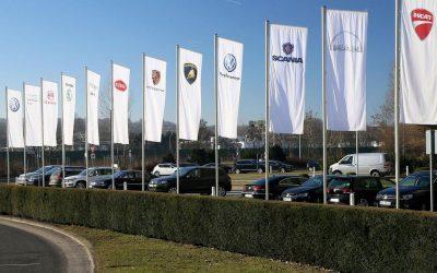 Gotovo cjelokupno automobilsko tržište u vlasništvu je samo 14 kompanija