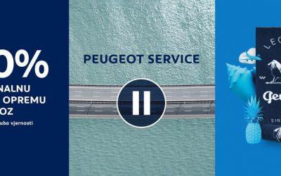 Peugeot Akcija – 30% popusta na dodatnu opremu!