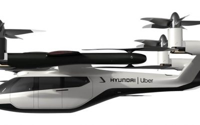 Hyundai i Uber su predstavili Uber Air Taxi!