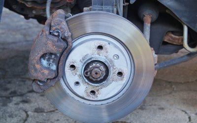 Zamjena diskova, obloga i ulja za kočnice