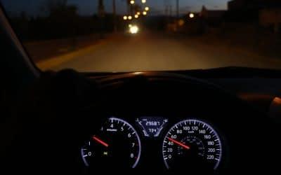 5 savjeta za sigurnu noćnu vožnju!