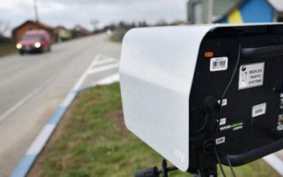 Nove kamere za nadzor brzine u Vukovarsko-srijemskoj županiji!