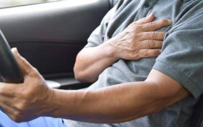 Trebaju li starije osobe biti za volanom?