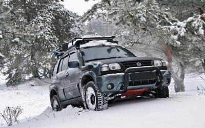 Trebate li zimske gume ako imate pogon na sva četiri kotača?